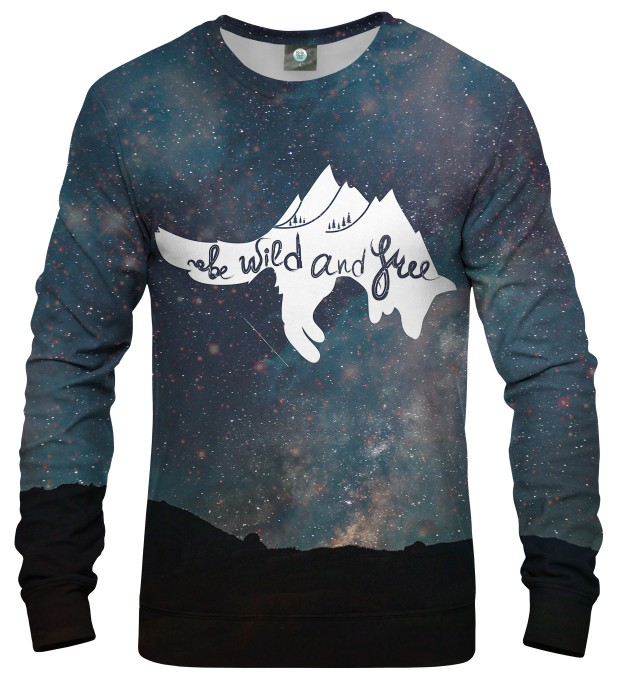 WILD AND FREE SWEATER Thumbnail 1