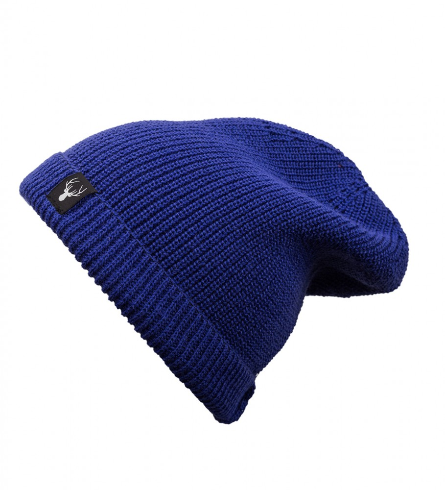 Aloha From Deer, BLUE DEER BEANIE Image $i