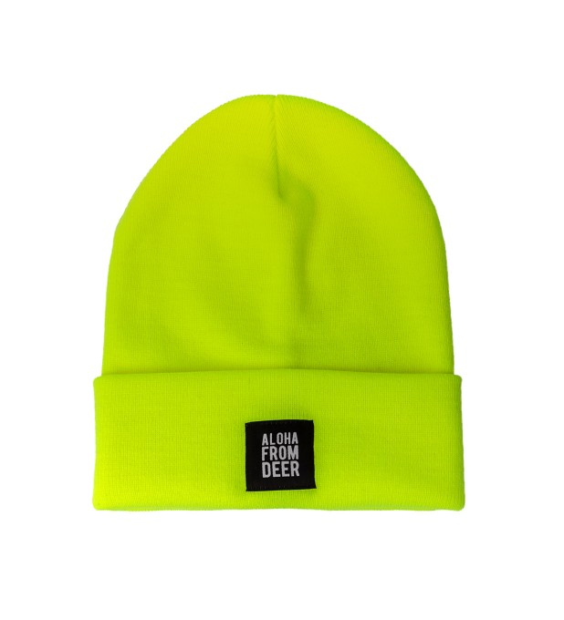 FLUO WATCH HAT Thumbnail 1