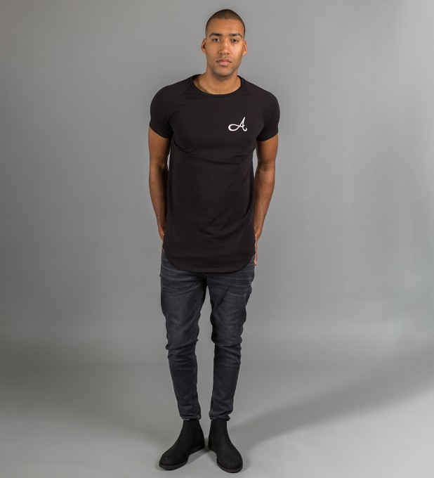 Cotton T-Shirt Black Thumbnail 2