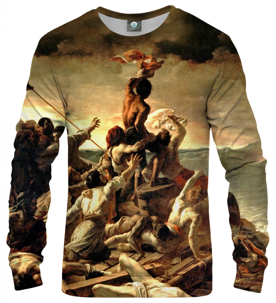Aloha From Deer, THE RAFT OF THE MEDUSA SWEATSHIRT Image $i
