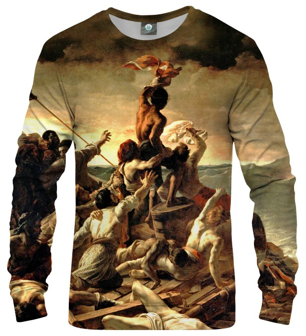 THE RAFT OF THE MEDUSA SWEATSHIRT Thumbnail 1