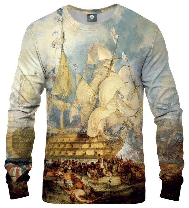 THE BATTLE OF TRAFALGAR  SWEATSHIRT Thumbnail 1