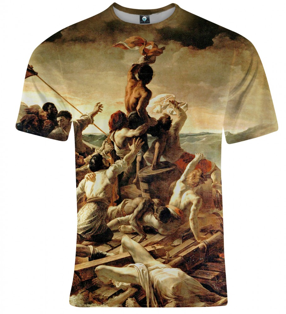 Aloha From Deer, T-SHIRT THE RAFT OF THE MEDUSA  Zdjęcie $i
