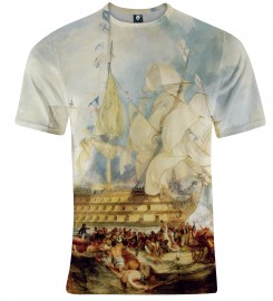 Aloha From Deer, T-SHIRT THE BATTLE OF TRAFALGAR Miniatury $i