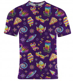 Aloha From Deer, PIXEL PERFECT T-SHIRT Thumbnail $i
