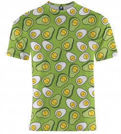 Aloha From Deer, EGGCADO T-SHIRT Thumbnail $i