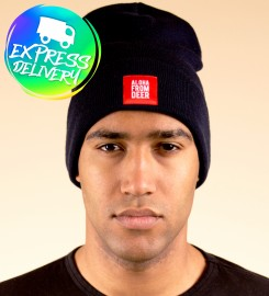 Aloha From Deer, NAVY WATCH HAT Thumbnail $i