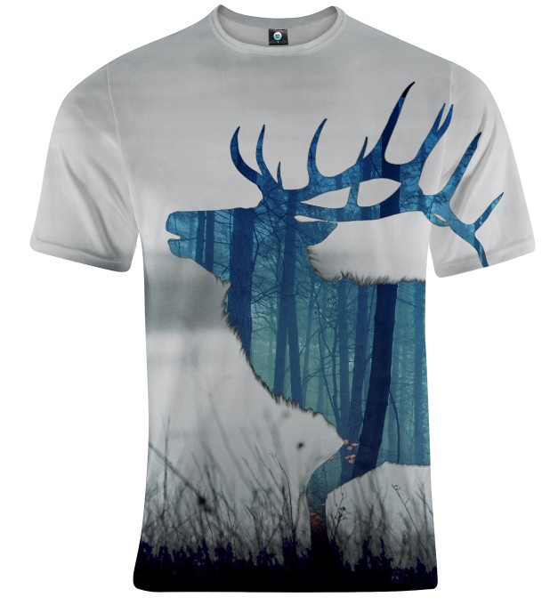 T-SHIRT FOREST BOUND Miniatury 1