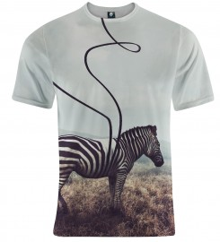Aloha From Deer, LOST STRIPES T-SHIRT Thumbnail $i