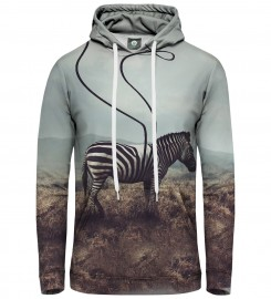 Aloha From Deer, LOST STRIPES HOODIE Thumbnail $i