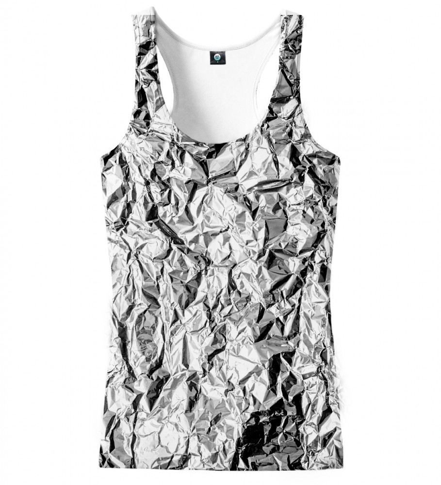 Aloha From Deer, SILVER TANK TOP Image $i