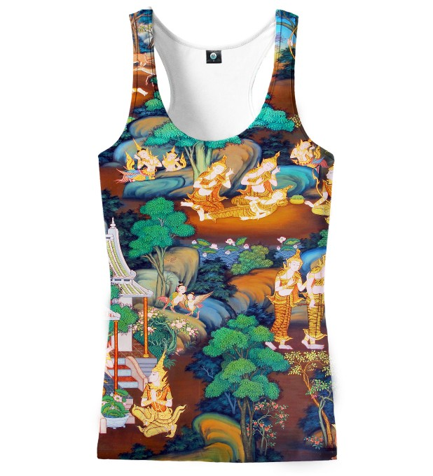 99 GODDESSES TANK TOP Thumbnail 1