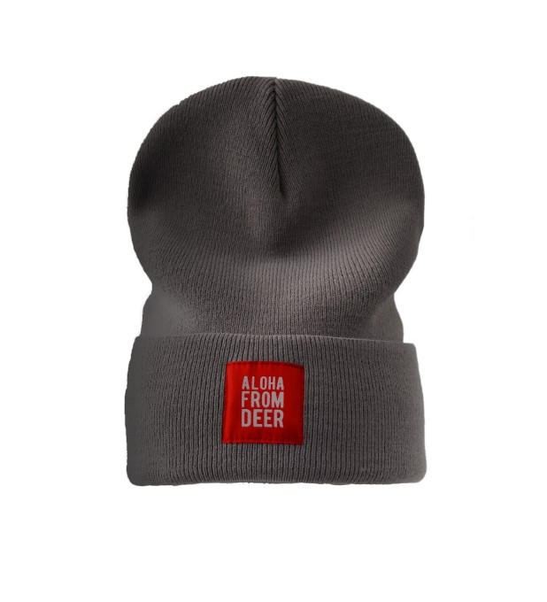 GREY WATCH HAT Thumbnail 2