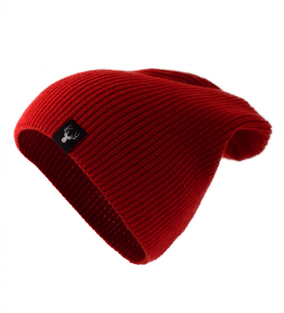 Aloha From Deer, RED DEER BEANIE Image $i