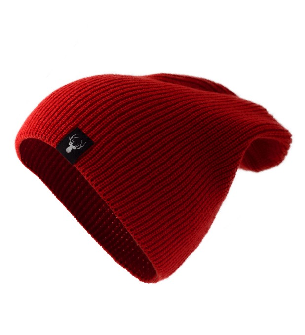 RED DEER BEANIE Thumbnail 2