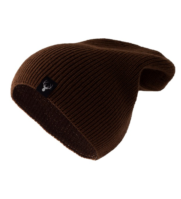 BROWN DEER BEANIE Thumbnail 1