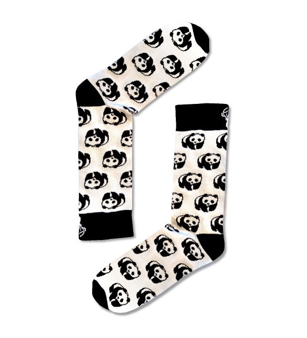 WWF Pandas Cotton Socks Thumbnail 1