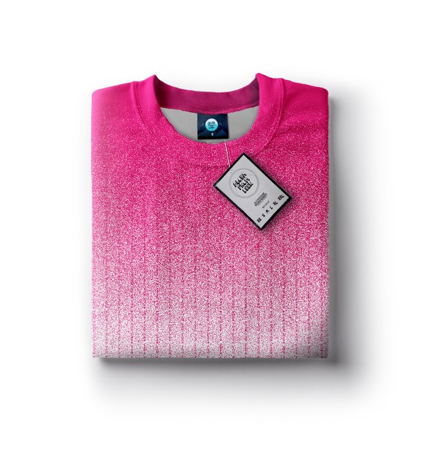 BLUZA FK YOU DIRTY PINK Miniatury 2