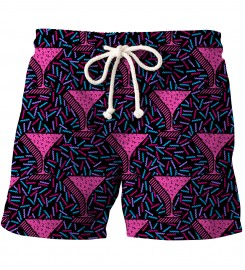 Aloha From Deer, 80s DRINKS SHORTS Thumbnail $i