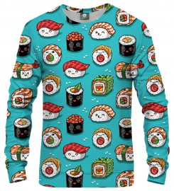 Aloha From Deer, SUSHI SWEATSHIRT Thumbnail $i