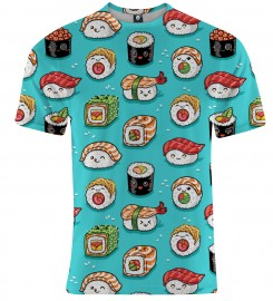 Aloha From Deer, SUSHI T-SHIRT Thumbnail $i