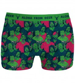 Aloha From Deer, ZOMBIEZ UNDERWEAR Thumbnail $i