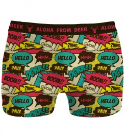 Aloha From Deer, COMIC UNDERWEAR Thumbnail $i