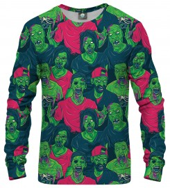 Aloha From Deer, ZOMBIEZ SWEATSHIRT Thumbnail $i
