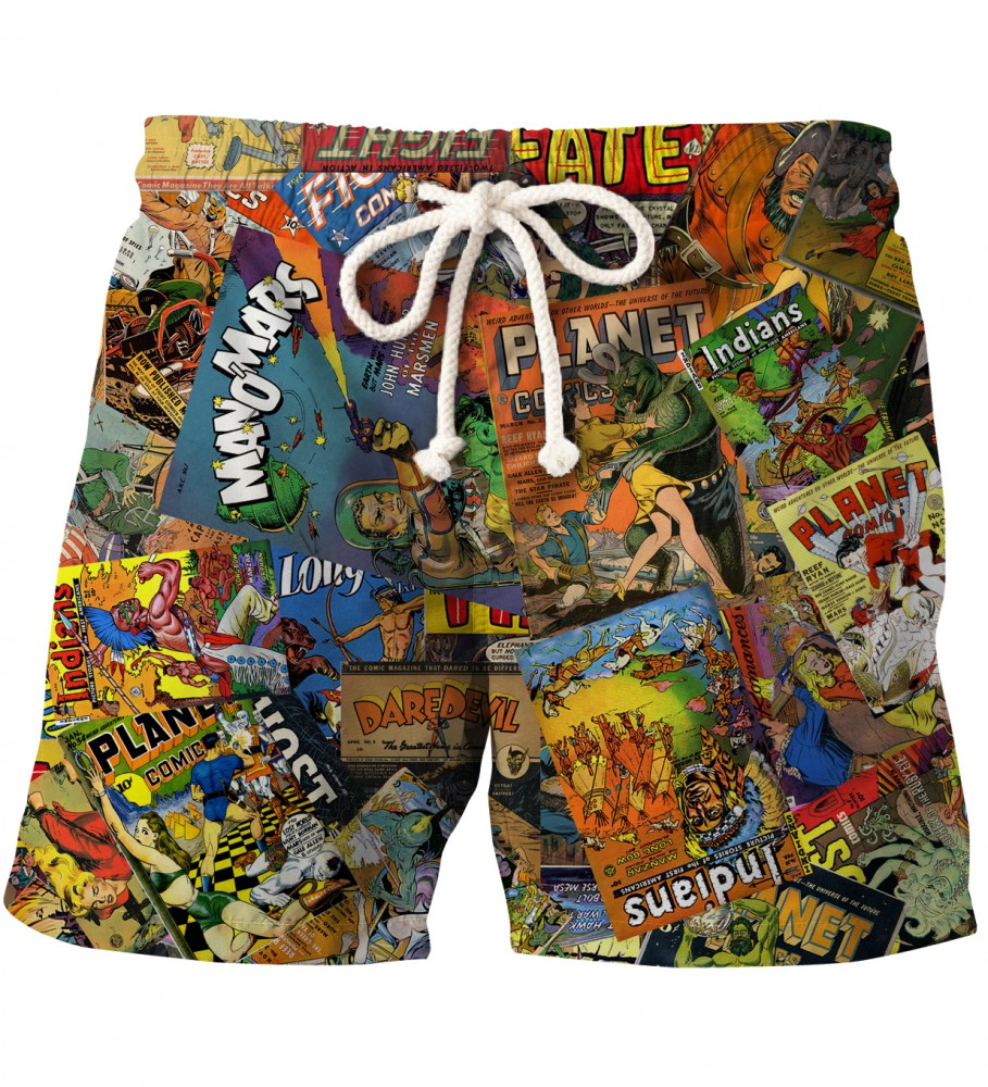 Aloha From Deer, VINTAGE COMICS SHORTS Image $i