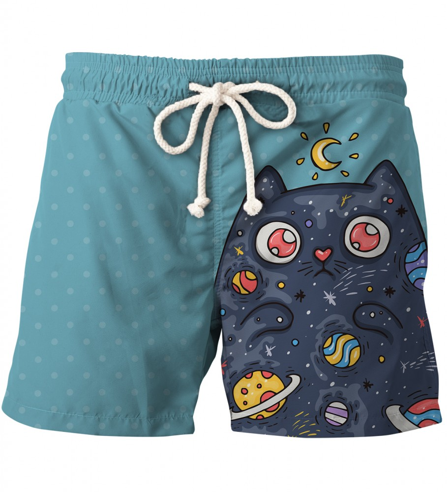 Aloha From Deer, SPACE CAT SHORTS Image $i