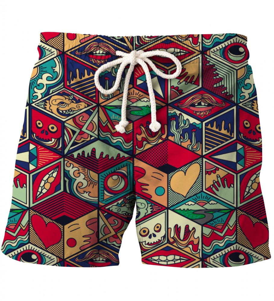Aloha From Deer, PANDORA'S BOX  SHORTS Image $i