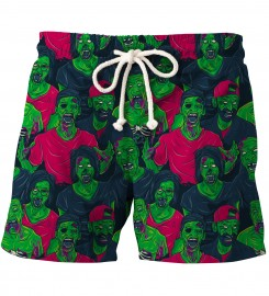 Aloha From Deer, ZOMBIEZ  SHORTS Thumbnail $i