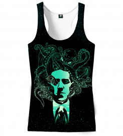 Aloha From Deer, CALL OF CTHULHU TANK TOP Thumbnail $i