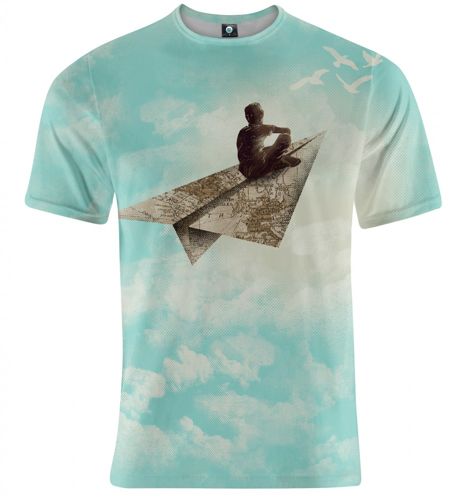 Aloha From Deer, DREAMER T-SHIRT Image $i