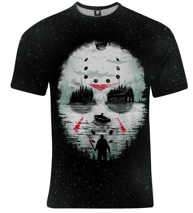 T-SHIRT FRIDAY THE 13TH Miniatury 1