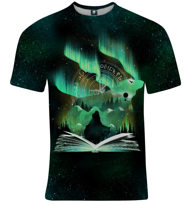 T-SHIRT GOLDEN COMPASS Miniatury 1