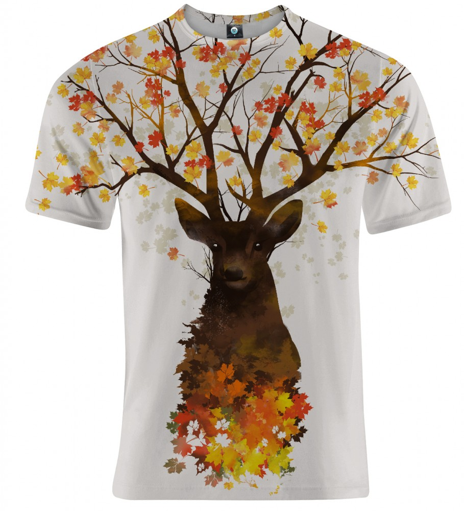 Aloha From Deer, T-SHIRT INTO THE WOODS Zdjęcie $i