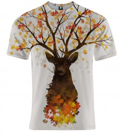 Aloha From Deer, INTO THE WOODS T-SHIRT Thumbnail $i