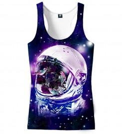 Aloha From Deer, LOST IN SPACE TANK TOP Thumbnail $i