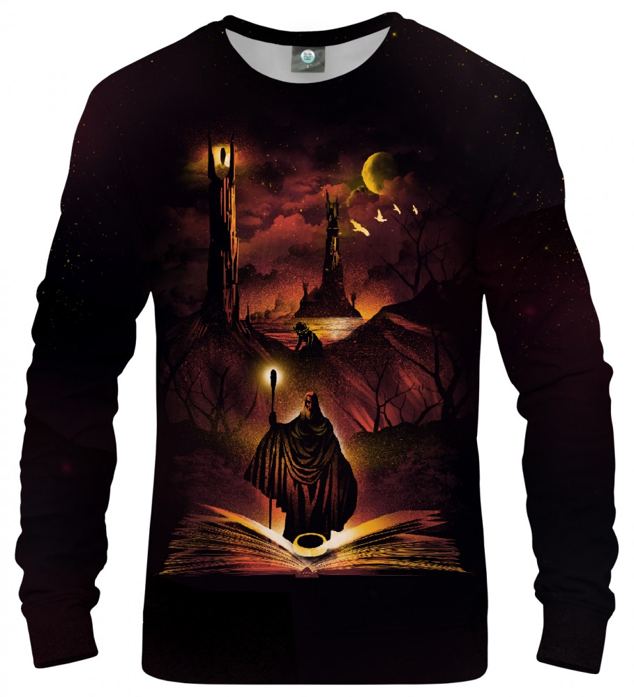 Aloha From Deer, ONE RING TO RULE THEM ALL SWEATSHIRT Image $i