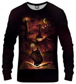 Aloha From Deer, ONE RING TO RULE THEM ALL SWEATSHIRT Thumbnail $i