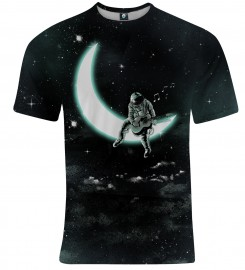Aloha From Deer, SING TO THE MOON T-SHIRT Thumbnail $i