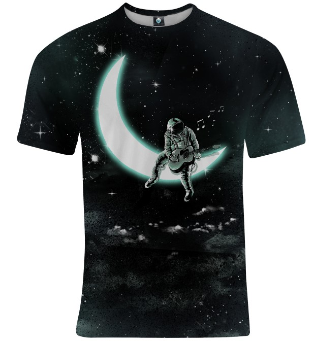 T-SHIRT SING TO THE MOON Miniatury 1