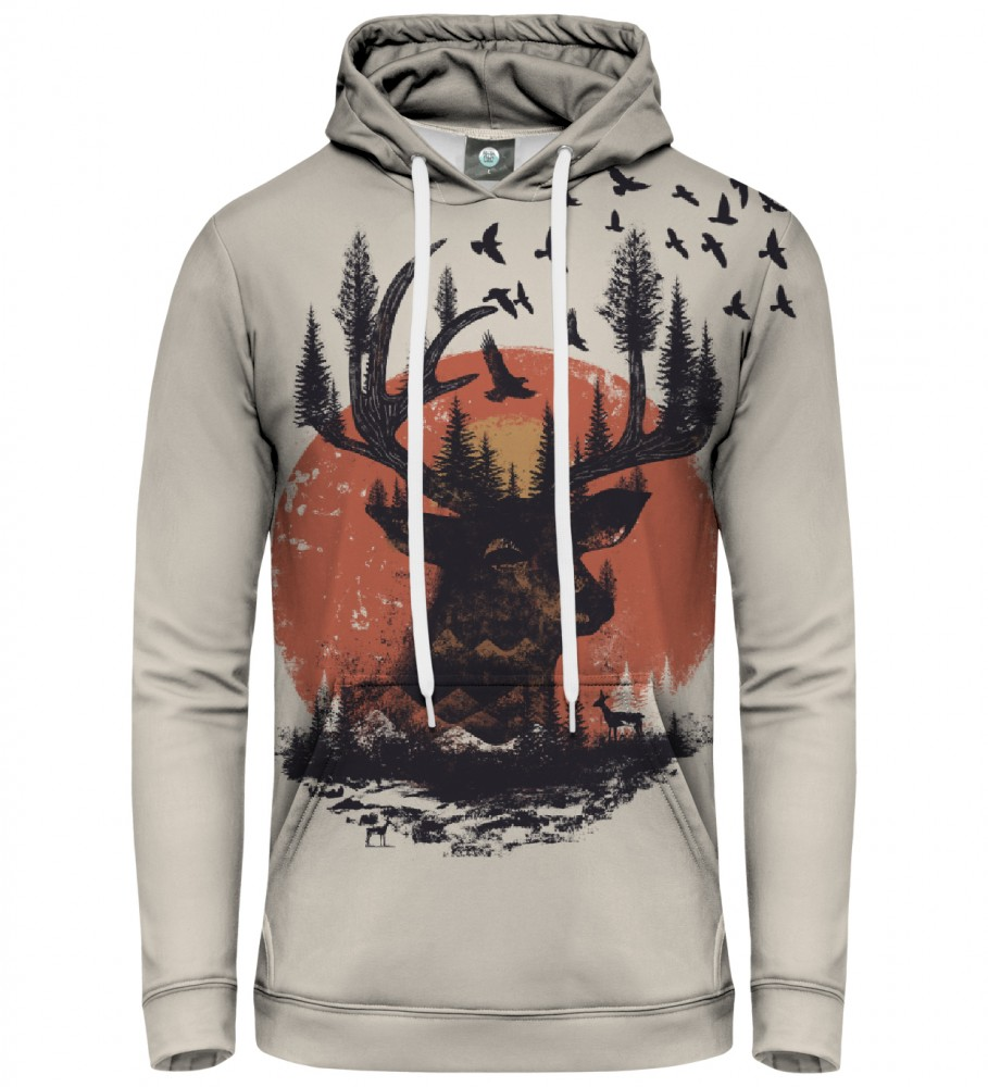 Aloha From Deer, SUNSET VALLEY HOODIE Image $i