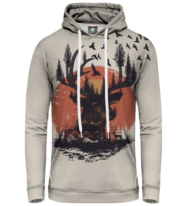 SUNSET VALLEY HOODIE Thumbnail 1