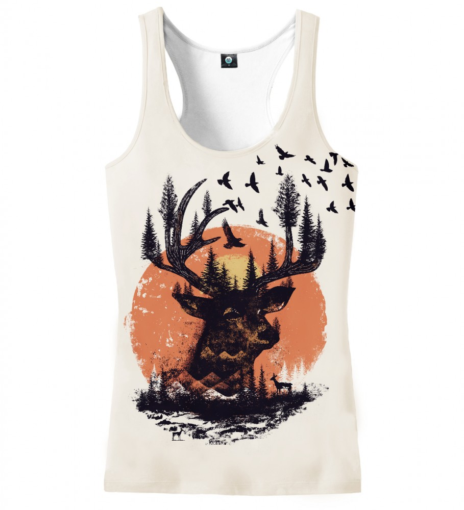 Aloha From Deer, SUNSET VALLEY TANK TOP Image $i