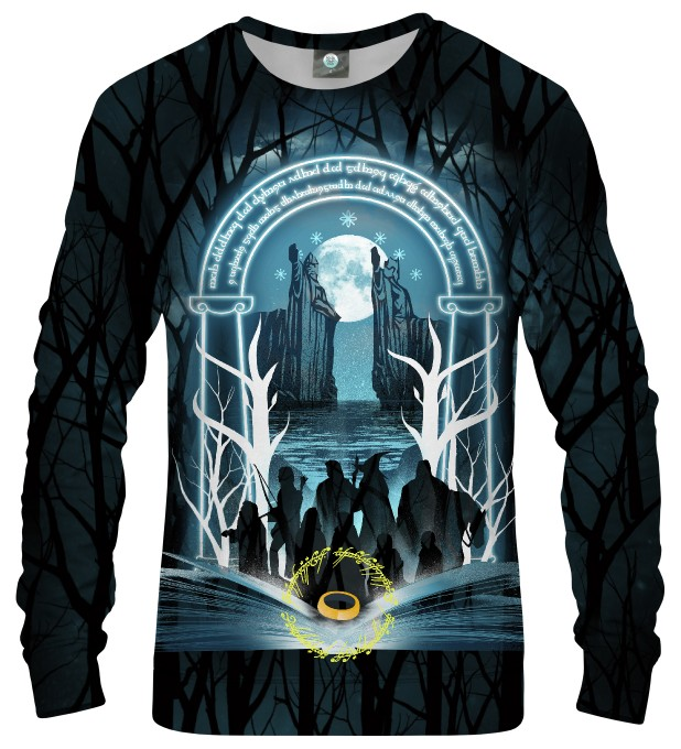 BLUZA THE FELLOWSHIP Miniatury 1