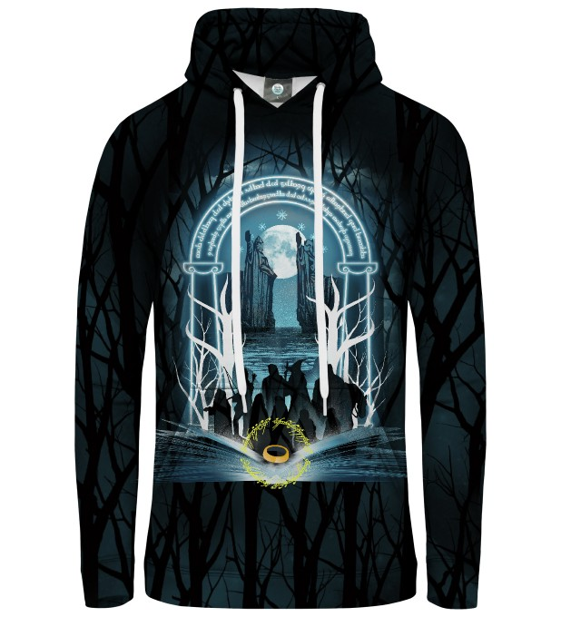 THE FELLOWSHIP HOODIE Thumbnail 1