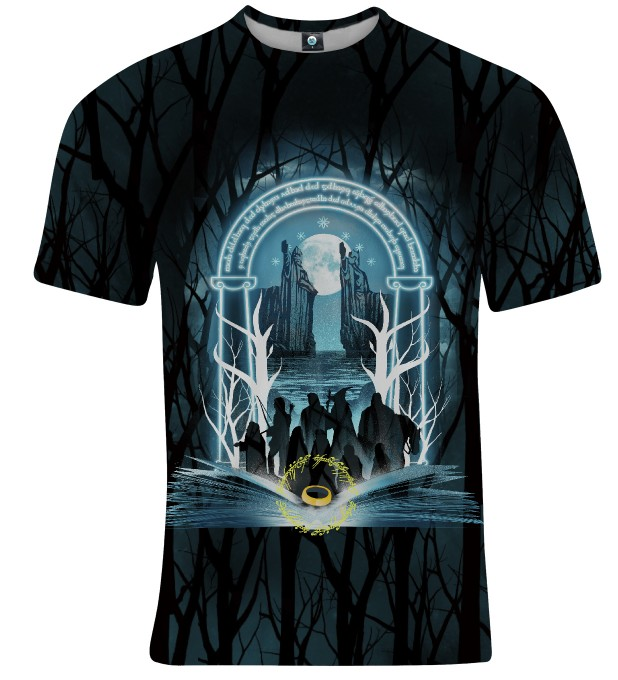 THE FELLOWSHIP T-SHIRT Thumbnail 1